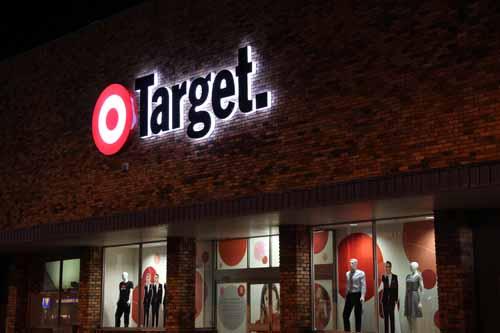 Target-LED-Sign