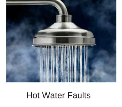 hot-water-faults
