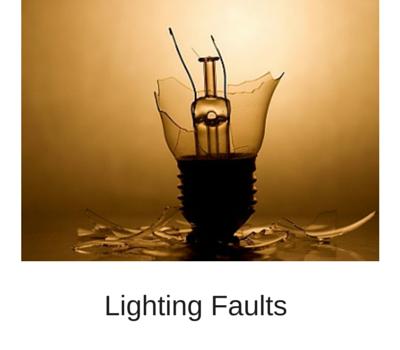 lighting-faults