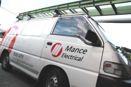 mance-electrical-van