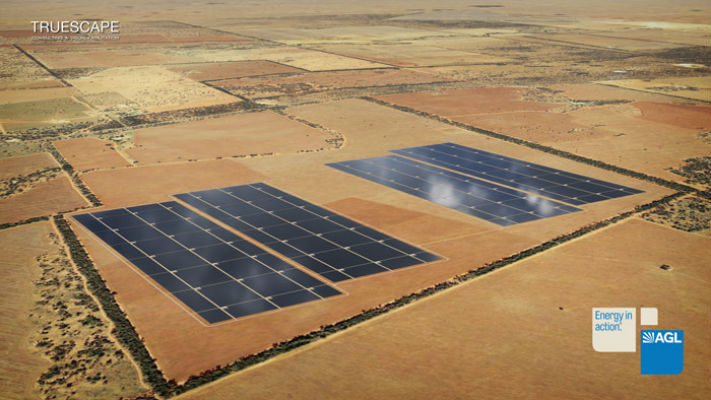 Nyngan Solar Power Plant Largest In Southern Hemisphere