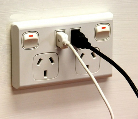 Turn Any Broken Power Point Into A USB Power Point