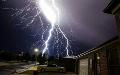 Lightning Strike – Is Your Home Safe?