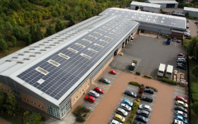 Solar Power For Business – Still A Great Idea