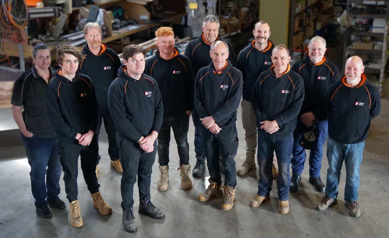 mance-electrical-team